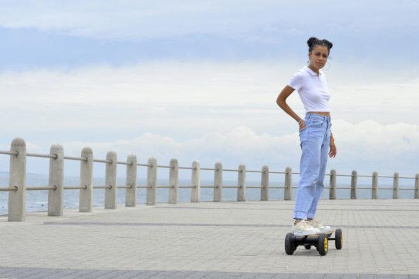 Trottinette et skate électriques… Ai-je besoin d'une assurance pour mon NVEI ?